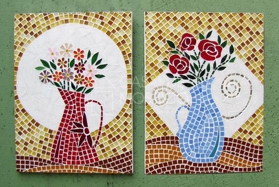 flores   O Blog da Casa de Mosaico